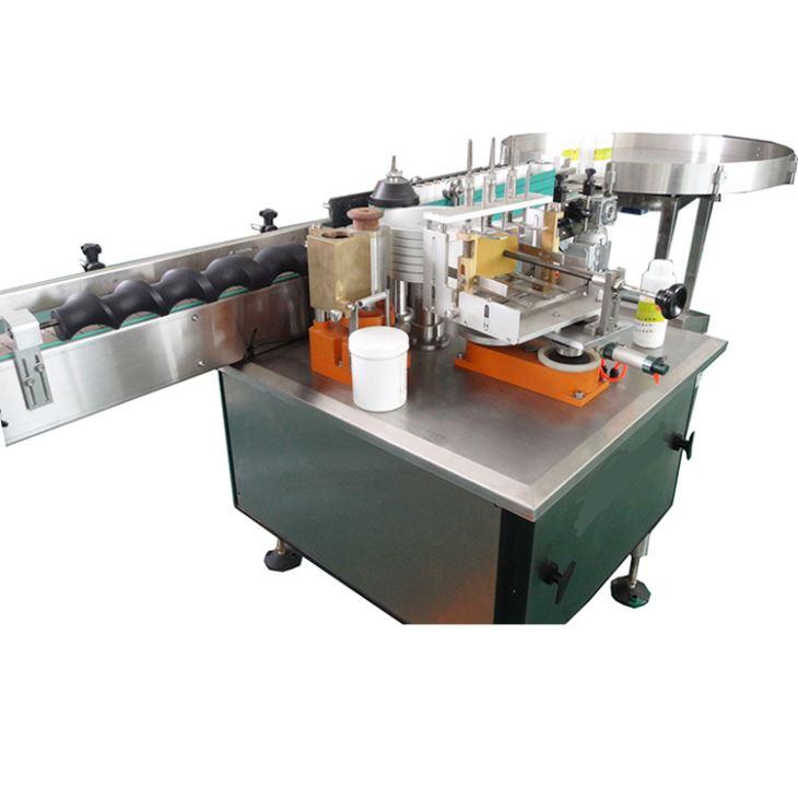 शराब उत्पाद के लिए पूर्ण स्वचालित गीला गोंद पेपर लेबल लेबलिंग मशीन