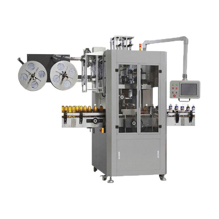 उच्च गुणवत्ता स्वचालित खिंचाव आस्तीन लेबलिंग मशीन