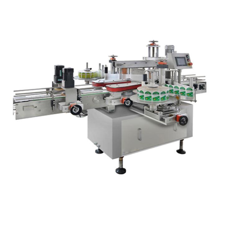 रैखिक प्रकार बिक्री के लिए पूरी तरह से स्वचालित बोतल लेबलिंग मशीन