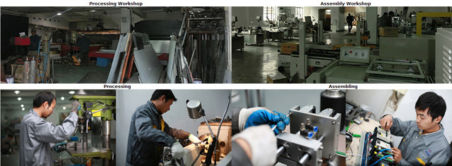 विनिर्माण संयंत्र लेबलिंग मशीनें